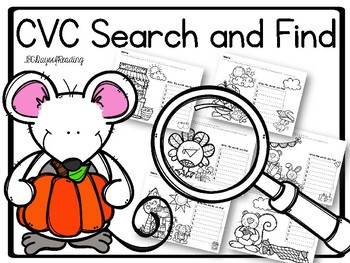 CVC Search and Find