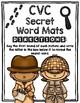 CVC Secret Word Mats