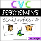 CVC Word Sound Boxes