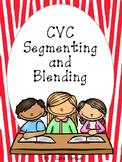 CVC Segmenting and Blending