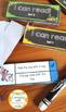 CVC Sentence Task Cards and Digital Boom Cards