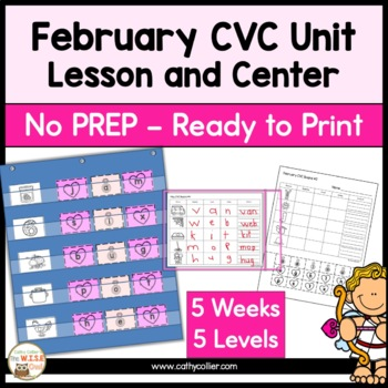 CVC Set: February