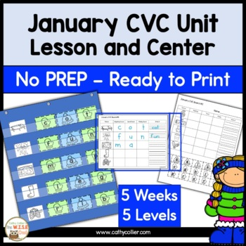 CVC Set: January