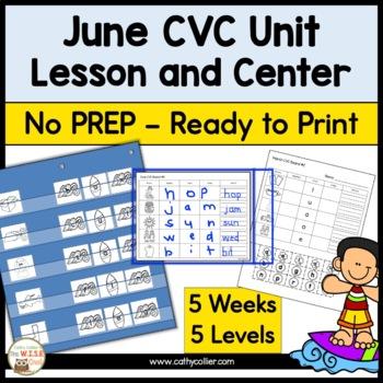 CVC Set: June