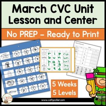 CVC Set: March