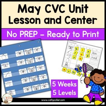 CVC Set: May