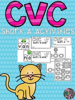 CVC Short A Activities