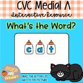 Digital Learning CVC Short A Write