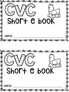 CVC Short E Activities