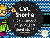 CVC Short E Flip booklet