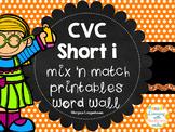 CVC Short I Flip booklet