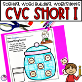 CVC Short I Activities and Worksheets