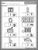 CVC: Short-I Segmenting {NO PREP Word Work}
