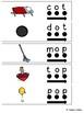CVC (Short O) Word Family Sort and Blending Strips