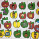 CVC-Short Vowel Apple Sort