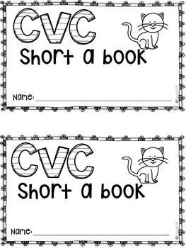 CVC Short Vowel Bundle