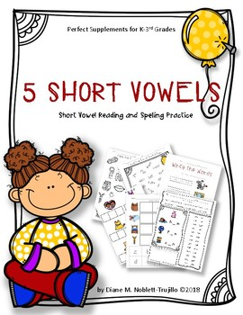 CVC Short Vowel Sound Pack