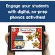 Double Final Consonants Practice - Digital Phonics Activities | BOOM Cards™