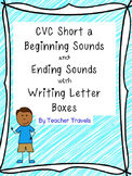 CVC Short a Initial and Ending Sound
