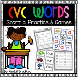 CVC Short a: Practice and Games
