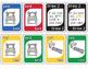 CVC Short e Card Game