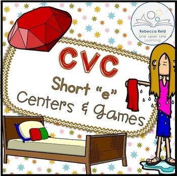 CVC Short e Centers and Games