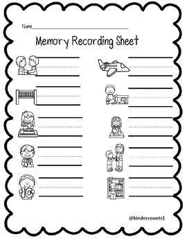 CVC Short e- Memory