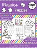 Phonics Puzzle CVC Short E