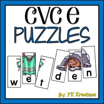CVC Short e Puzzles