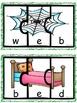 CVC Short e Puzzles & Record Sheet