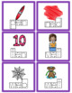 CVC Short e Word Cards for Writing