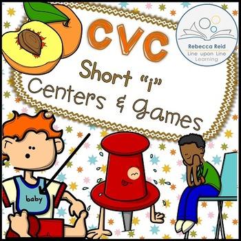 CVC Short i Centers and Games