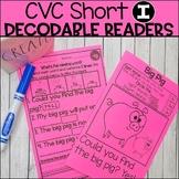 CVC Short i Decodable Books