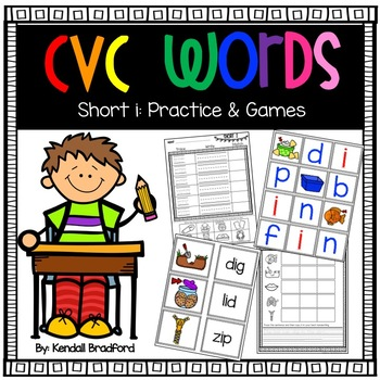 CVC Short i: Practice and Games