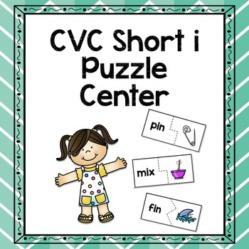 CVC Short i Puzzle Center