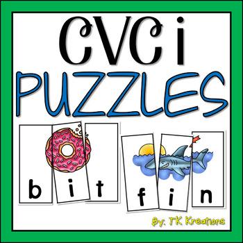 CVC Short i Puzzles
