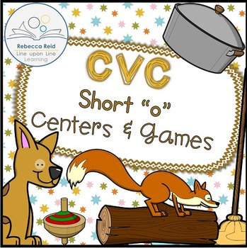 CVC Short o Centers and Games
