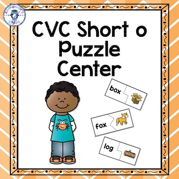 CVC Short o Puzzle Center