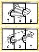 CVC Short o Puzzles & Record Sheet