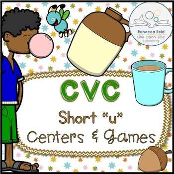 CVC Short u Centers and Games