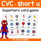 CVC Short u Game - Superhero