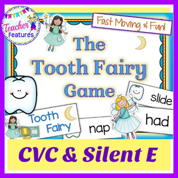 CVC & Silent E: The Tooth Fairy Game