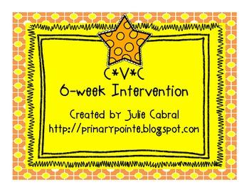 CVC:  Six Week Intervention