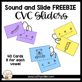 CVC Sliders Sample Set
