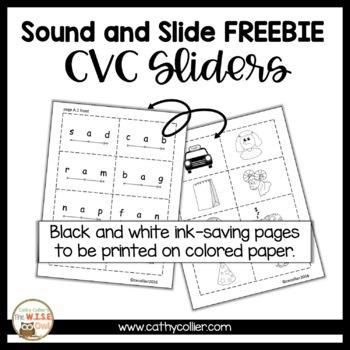 CVC Sliders Sample Set