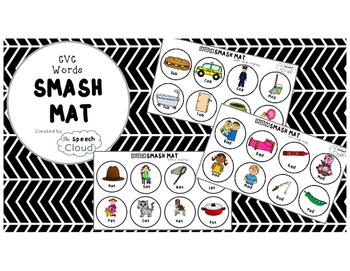 CVC Smash Mat