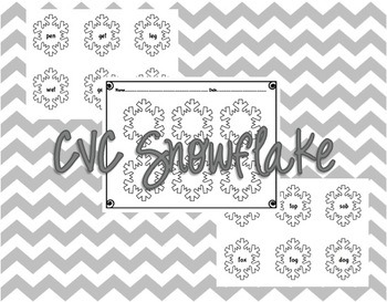 CVC Snowflake
