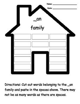 CVC Sorting House for _an family