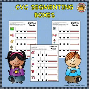 CVC Sound Boxes!