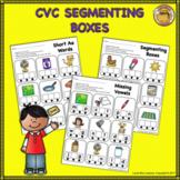 Sound Boxes- Short Vowels CVC